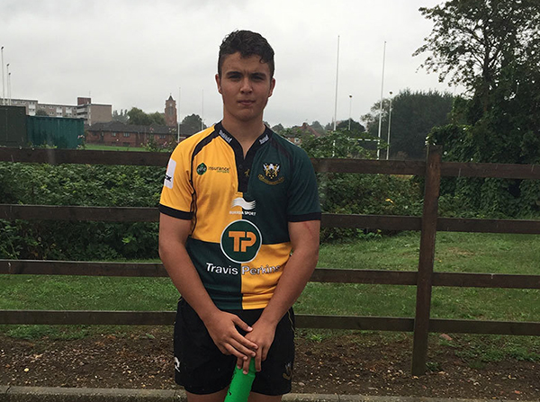 Elliot selected to train at Broadstreet RFC