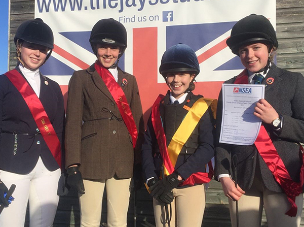 County Show Jumping Qualifier