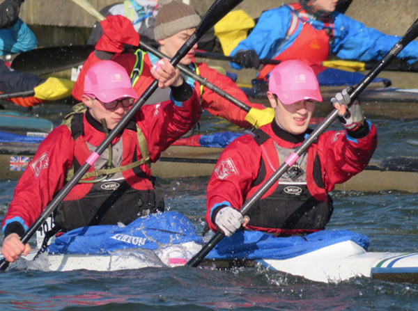 DW Canoe Marathon | News - The Royal Hospital School