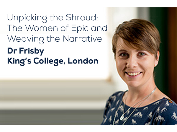 Dr Frisby, King's College London