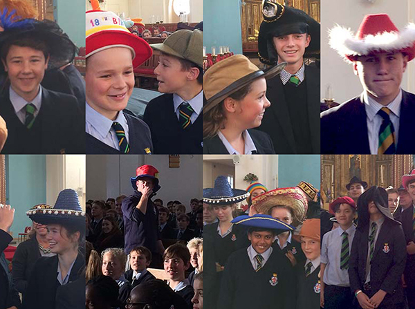 Hats off to our fundraisers!
