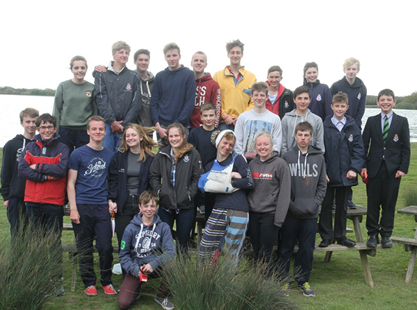 Hoad Shield Regatta