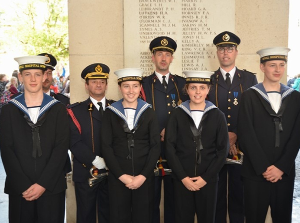 Menin Gate Last Post Ceremony