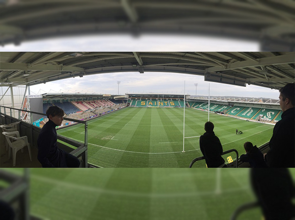 Northampton Saints Regional Finals