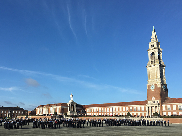 Royal Hospital School Remembers