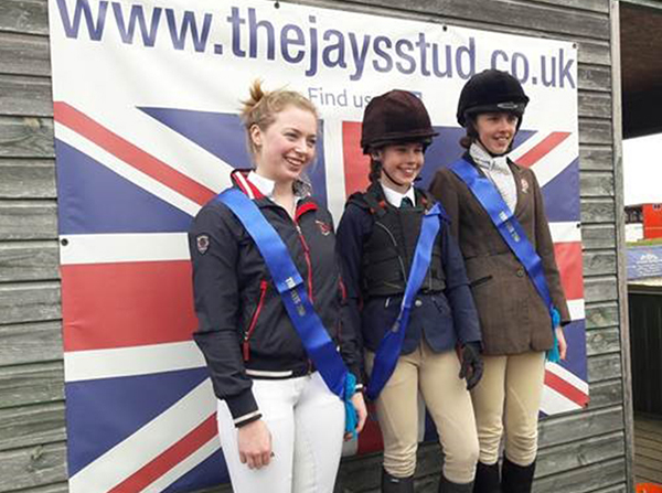 RHS qualify for The Royal Windsor Horse Show