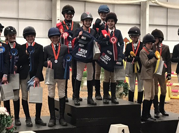 Show Jumping National Champions