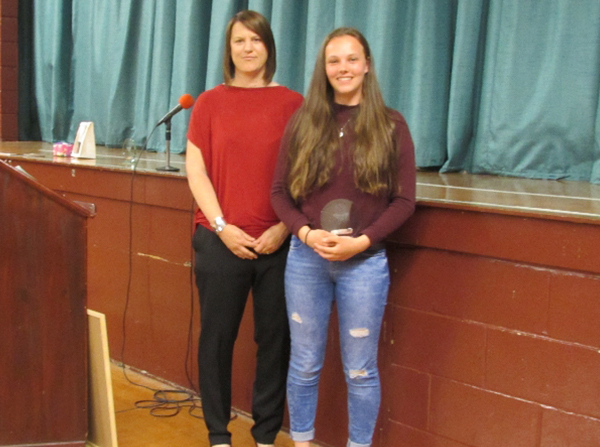 South Suffolk Netball Award