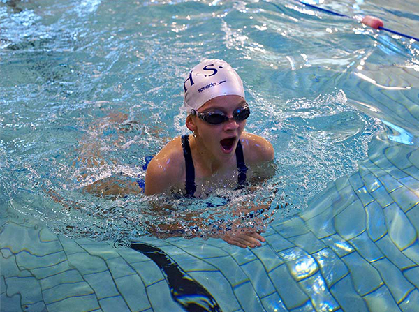 Strong start for swimming season